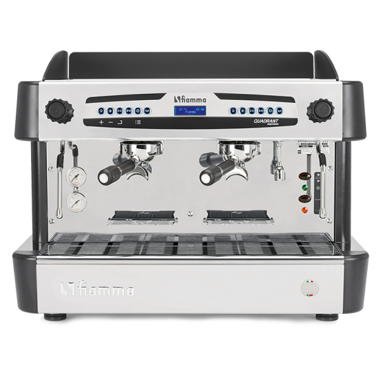 Fiamma Quadrant espresso machine